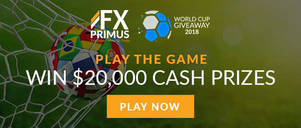 FxPrimus Giveaway